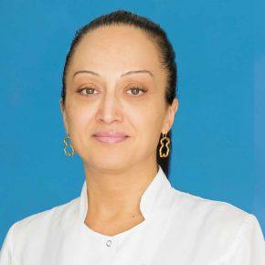 Arutyunyan Zhanna Samvelovna