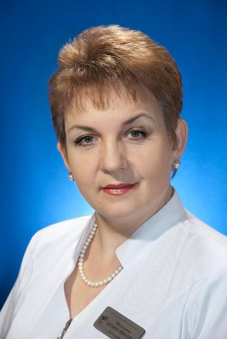 Матюшина Татьяна Ивановна