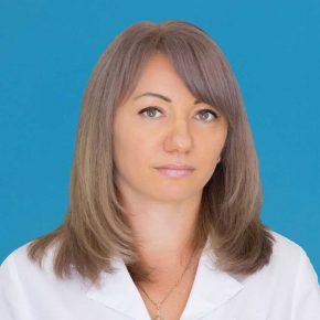 Tersenova Nadezhda Viktorovna