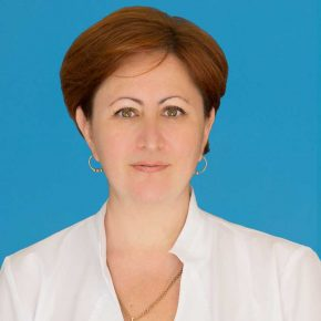 Uzilivskaya Liliya Vladimirovna