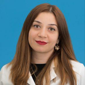 Кулова Лаура Александровна