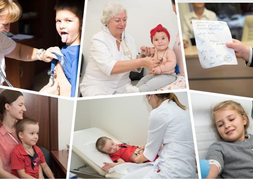 Детский врач в Сочи