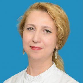 Чантурия Светлана Михайловна