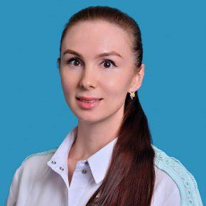 Хайдарова Анастасия Анатольевна