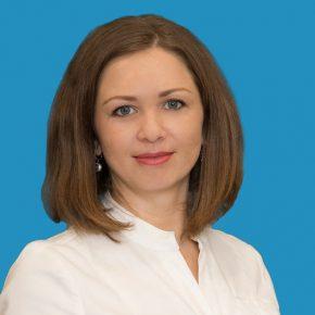 Ивановская Ольга Михайловна