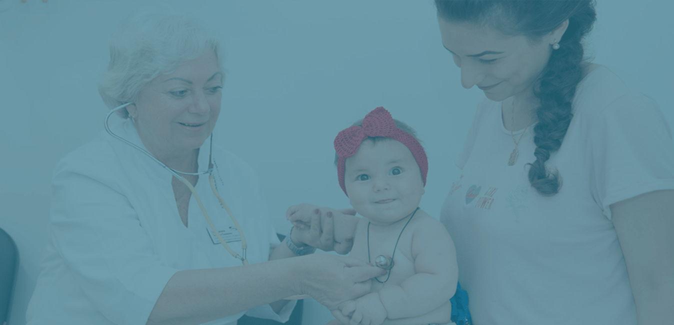 Приём детский врачей в АРМЕД