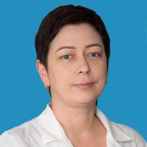Кравец Наталья Геннадьевна