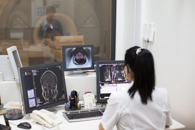 МРТ головного мозга в Сочи