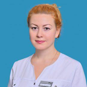 Ягодина Анна Андреевна